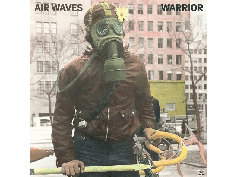 Air Waves - Warrior [LP + Download]