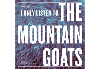 VARIOUS - I Only Listen To The Mountain Goats: All Hail West - (LP + Download)