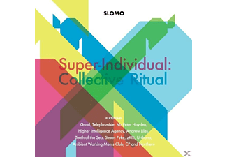 Slomo - Super-Individual: Collective Ritual - (CD)
