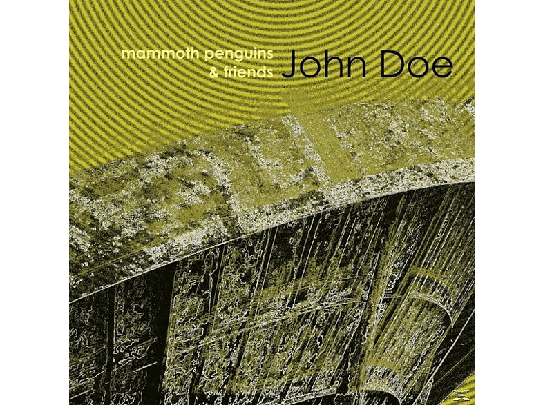 Mammoth Penguins And Friends - John Doe [Vinyl]