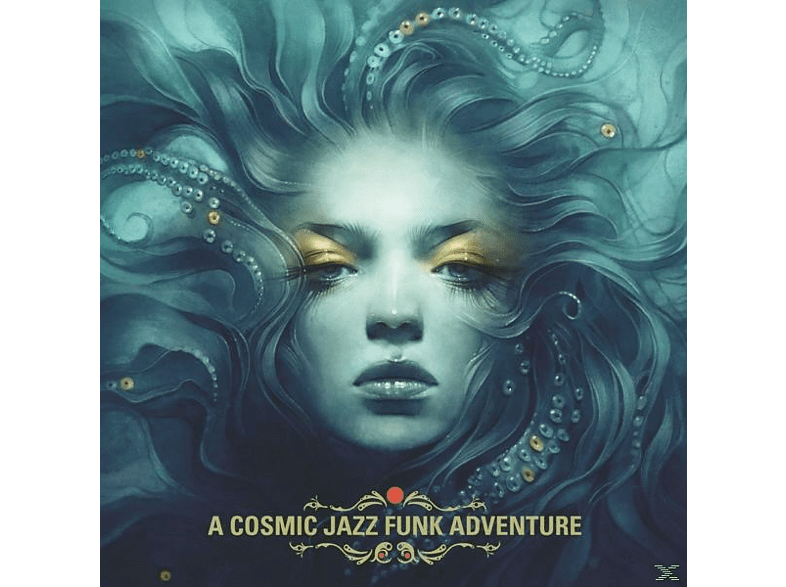 Detroit Rising - A Cosmic Jazz Funk Adventure [Vinyl]