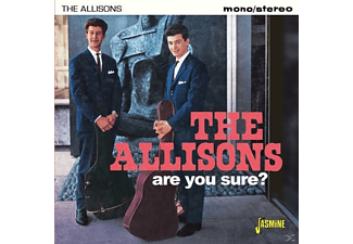 The Allisons - Are You Sure - (CD)