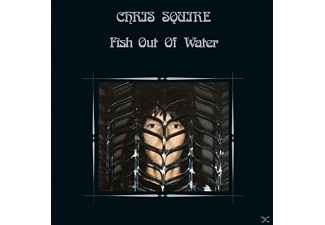 Chris Squire - Sigh Out Of Water - (CD)