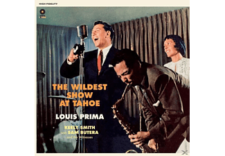 Louis & Keely Smit Prima - The Wildest Show At Tahoe (Ltd.180g Vinyl) - (Vinyl)