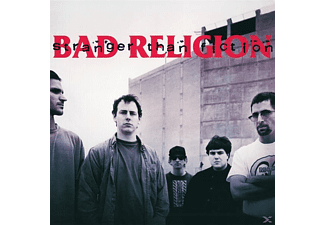 Bad Religion - Stranger Than Fiction - (CD)