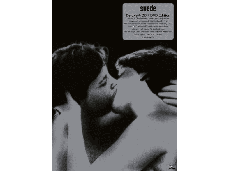 Suede - Suede (25th Anniversary Silver Edition) [CD + DVD Video]