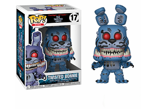 Five Nights at Freddy's Pop! Vinyl Figur 17 Twisted Bonnie