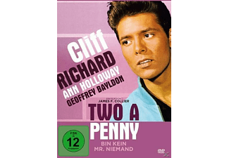 Bin kein Mr. Niemand - Two A Penny - (DVD)