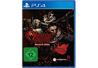 Darkest Dungeon (Crimson Edition) - PlayStation 4