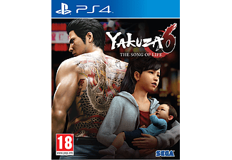 Yakuza 6: The Song of Live (Day One Edition) | PlayStation 4