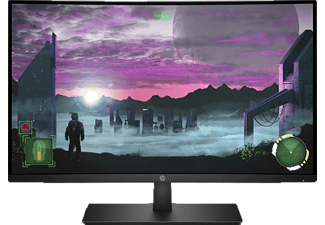 HP 27x 27 Zoll Full-HD Gaming Monitor (5 ms Reaktionszeit, FreeSync, 144 Hz)