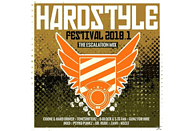 VARIOUS - Hardstyle Festival 2018.1-The Escalation Mix [CD]