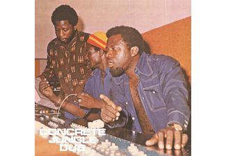 King Tubby/Riley All Stars - Concrete Jungle Dub - (Vinyl)