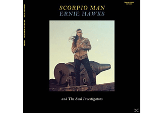 Ernie Hawks, The Soul Investigators - Scorpio Man - (CD)