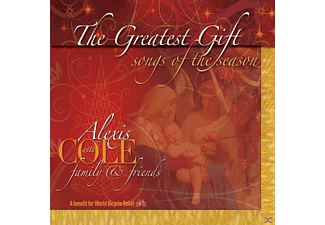 Alexis Cole - The Greatest Gift: Songs Of The Season... - (CD)