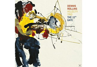 Dennis Rollins - THE 11TH GATE - (CD)