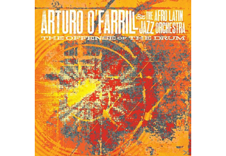 Arturo Ofarrill & The Afro Latin Jazz Orchestra - The Offense Of The Drum - (CD)