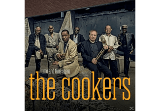The Cookers - Time And Time Again - (CD)