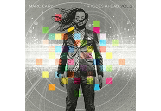 Marc Cary - Rhodes Ahead Vol.2 - (CD)