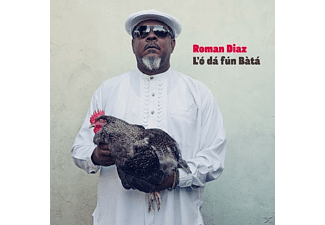 Roman Diaz - L'o Da Fun Bata - (CD)