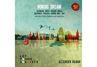 Lgt Young Soloists, Alexander Gilman - Nordic Dream - (CD)