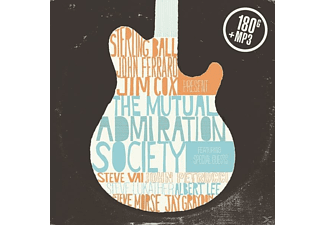 Ball Sterling - The Mutual Admiration Society (Ltd.180 Gr.LP+MP3) - (LP + Download)