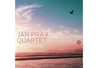 Jan Quartet Prax - Ascending - (CD)