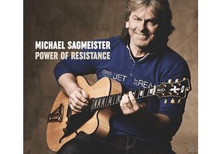 Michael Sagmeister - Power Of Resistance - (CD)