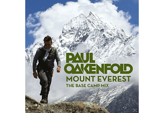 Paul Oakenfold - Mount Everest (The Base Camp Mix) - (CD)