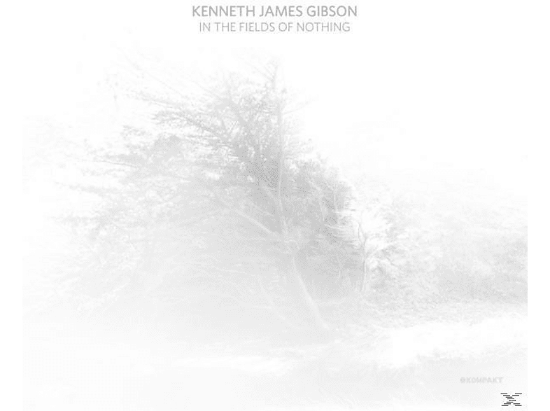 Kenneth James Gibson - In The Fields Of Nothing (LP+MP3) [Vinyl]