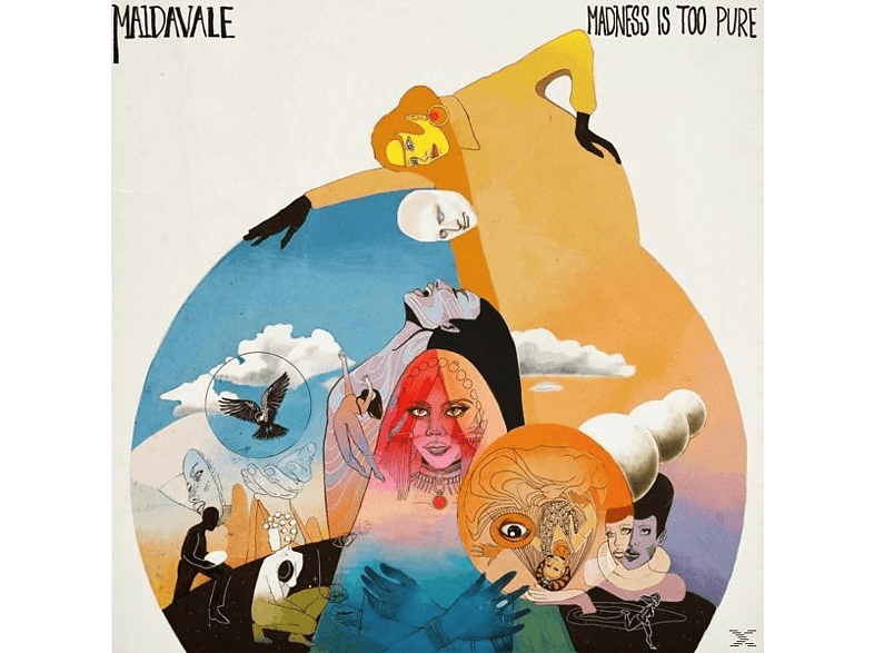 Maidavale - Madness Is Too Pure [CD]