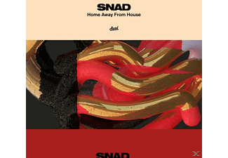 Snad - Home Away From House EP - (Vinyl)