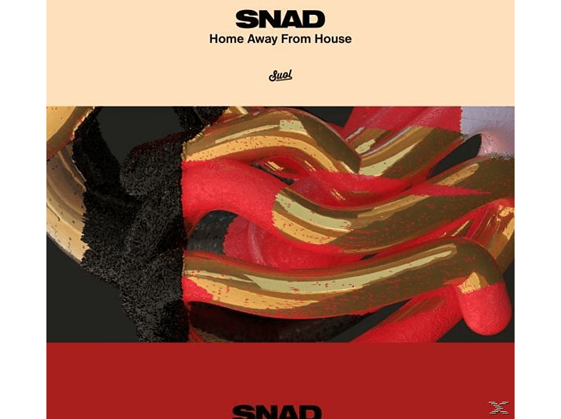 SNAD - Home Away From House EP [Vinyl]