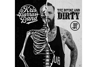 Kris Barras Band - The Divine And Dirty (Ltd.180 Gr.LP+MP3) - (LP + Download)