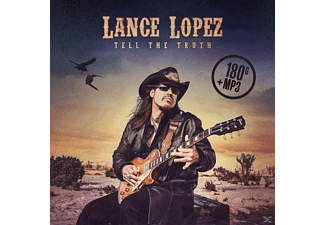 Lance Lopez - Tell The Truth (Ltd.Edition 180 Gr.LP+MP3) - (LP + Download)