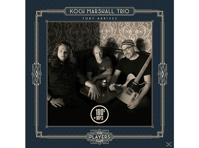 Koch Marshall Trio - Toby Arrives (Ltd.Edition 180 Gr.LP+MP3) [LP + Download]