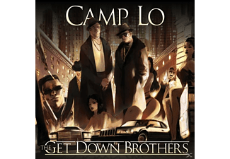 Camp Lo - The Get Down Brothers/On The Way Uptown - (CD)