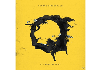 George Fitzgerald - All That Must Be (2LP+MP3) - (LP + Download)