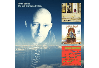 Peter Banks - The Self-Contained Trilogy (3CD Set) - (CD)
