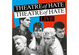 Theatre Of Hate - Live - (CD)