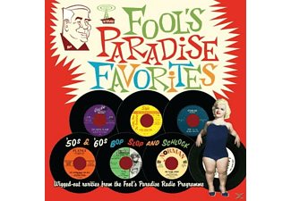 VARIOUS - Fools Paradise Favorites (Gatefold/LP+7'') - (Vinyl)