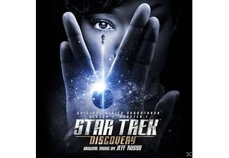 Jeff Russo - Star Trek Discovery - (CD)