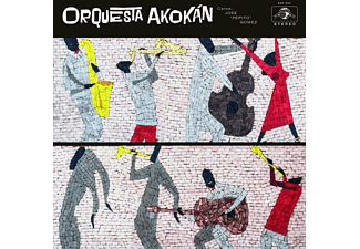 Orquesta Akokan - Orquesta Akokan (LP+MP3) - (LP + Download)