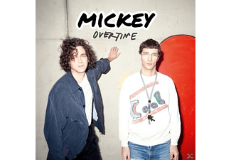 Mickey - Overtime (LP+MP3+Poster) - (LP + Download)