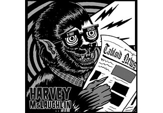 Harvey McLaughlin - Tabloid News (Digipak) - (CD)
