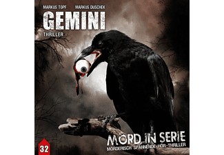 Mord In Serie 32: Gemini - 1 CD - Thriller