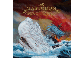 Mastodon - Leviathan (Ltd.Ed.Mustard LP+MP3) - (LP + Download)