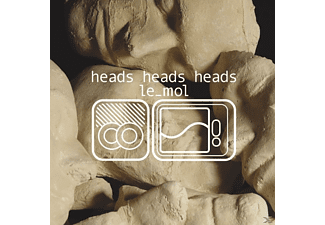 Le_mol - Heads Heads Heads (LP+MP3) - (LP + Download)