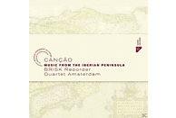 Brisk Recorder Quartet Amsterdam - Cancao-Music From The Iberian Peninsula [CD]