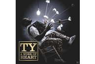 Ty - A Work Of Heart [CD]